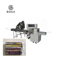 China Full Automatic Pencils Packaging Machine Electrical Driven Type Multi Function on sale