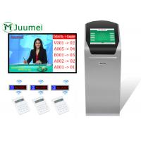 Buy cheap Electronic Wireless Queue Management System For Hospital Telecom Company product