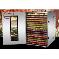 Buy cheap commercial 16 tray food dehydrator from wholesalers