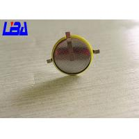 Customized Cr2032 Solder Tabs , Environment Friendly Cr2032 3v Lithium Battery