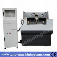 Buy cheap cnc router metal cutting machine ZK-6060(600*600*120mm) from wholesalers