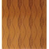 Buy cheap Home Decor 3D Interior Wall PVC Ceiling Panels , Pvc Wall Cladding Sheets product