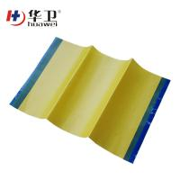 Quality Transparent adhesive WPU iodine surgical Iodine incise dressing for sale