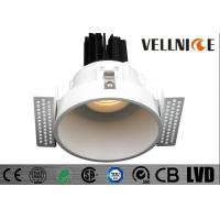 Buy cheap LED cob downlight 10w  3000K Anti-Glare Effect Dia 105*H 123MM Tiltable from wholesalers