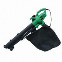 Buy cheap 2,500W Vacuum Leaf Blower from wholesalers