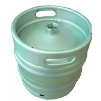 Buy cheap German Type 30 Litre Beer Keg , Beer Barrels For Home Brewing SGS Certificated from wholesalers