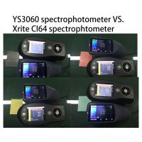 Buy cheap Ceramic tile spectrophotometer with whiteness astm iso standard equal to xrite CI60 spectrophotometer from wholesalers