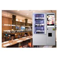 Buy cheap ODM OEM Customized Wine Milk Vending Machine With Elevator And Coolant from wholesalers