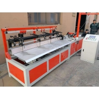 Buy cheap 3.8 KW Galvanized Wire PVC Chain Link Fence Making Machine from wholesalers