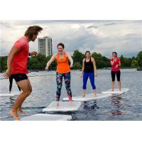 Buy cheap Pool / Water Workout Mat Float Fit Board , Aqua Aerobics Mat 10cm - 30cm Thick from wholesalers