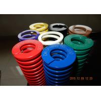 Buy cheap High Amplitude 20mm Free Length Flat Wire Mould Coil Spring Light Load Type from wholesalers