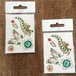 Buy cheap DIY Crystal Jewel Rhinestone Gem Tattoo Stickers Body Makeup Shiny from wholesalers