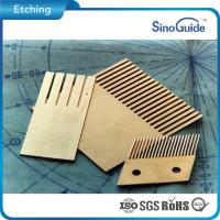 Buy cheap Photo Etching Manufacturers, Suppliers & Companies Chem Mill EDM Electrodes Copper Electrodes from wholesalers