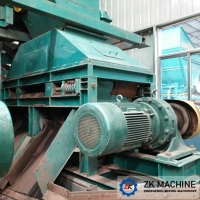 Buy cheap Energy Efficient Granulation Equipment , Double Roller Granulator Reasonable Layout from wholesalers