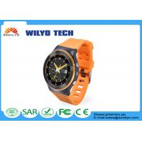 Buy cheap 3G Android Wrist Watches Quad Core WCDMA WiFi Smart bluetooth watch phone android GPS 5.0MP from wholesalers