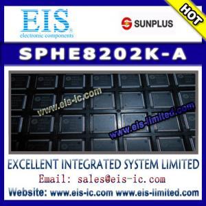 Buy cheap SPHE8202K-A - SUNPLUS - DVD Single Chip MPEG A/V Processor product