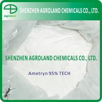 Buy cheap Ametryn 96% TC 80% WDG 80% WP 50% SC 40% WP Selective Herbicide 834-12-8 from wholesalers