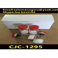 Buy cheap Cjc1295 With Dac 2mg*10vials  CAS863288-34-0 human growth hormone muscle building from wholesalers