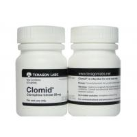 Buy cheap Effective 25mg Pills Sex Enhancing Drugs Clomifene Citrate Clomid CAS 50-41-9 from wholesalers