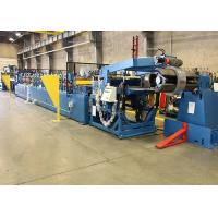Buy cheap 3 Phase 50 Hz Steel Silo Roll Forming Machine For 1250 Mm - 1500 Mm Width product