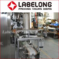 Buy cheap Pet Bottle Shrink Sleeve Labeling Machine With Touch Screen Control System from wholesalers
