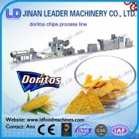 Buy cheap Automatic Corn Tortilla Chips Doritos Food Processing Machinery EXPO from wholesalers