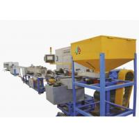 Buy cheap Inlaid Cylindrical Type drip Irrigation Pipe Production Line from wholesalers