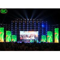 Buy cheap High Definition Video Stage Led Panel Display With Die Casting Almuinum Cabinet from wholesalers