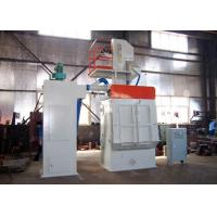 Buy cheap Smart Size Automatic Shot Blasting Machine With Rubber Belt Easy Operation from wholesalers