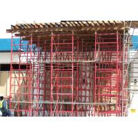Buy cheap Durable main steel frame slab Formwork scaffolding system for column, wall from wholesalers