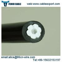 Aluminium Steel Core Overhead Insulated Cable Low Voltage