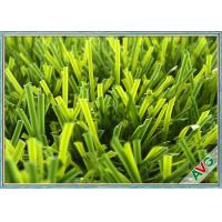 China Apple Green / Field Green Football Artificial Turf 10000 Dtex UV Resistant on sale