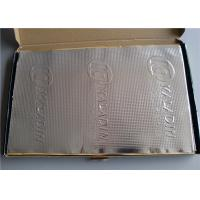 Buy cheap Loudspeaker Thin Sound Deadening Pads / Panels 50 μm For Car Vibration Stopping from wholesalers