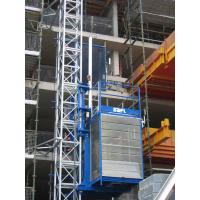 Buy cheap Single cage SC200 Construction Hoist Elevator 3×11 kw ISO9001 & CE for rental from wholesalers