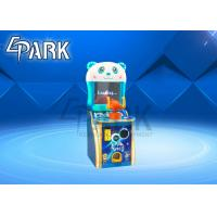 Buy cheap Cute Little Raccoon Amusement Game Machines Attract And Fashion CE Certificate from wholesalers