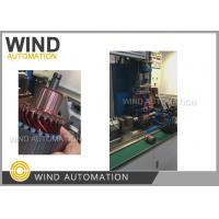 Buy cheap Armature Conductor Soldering Stator Winding Machine For Starter Commutator Wire Spot Welding from wholesalers