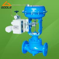 Buy cheap Pneumatic Single-Seat Type Globe Control Valve from wholesalers