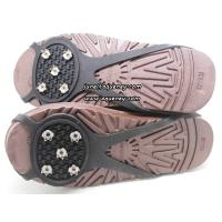 Buy cheap NEW Skidproof Snow Shoes Cover For Climbing Snow and Ice Silicone Antiskid Shoe Covers from wholesalers