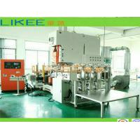 Buy cheap 4 Ways Stacker Aluminium Foil Container  Machine  LK-T63 from wholesalers