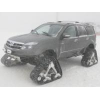 Buy cheap Personalized All - Terrain SUV Rubber Track Conversion System Kits for Mountain Snow Swamp from wholesalers