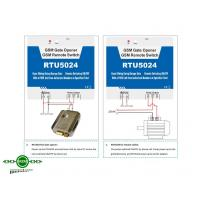 Buy cheap Wireless control gsm controller telecontrol system RTU-5024 from wholesalers