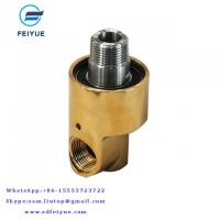Buy cheap 2 1/2 inch copper male thread union joint connecting terminal hydraulic union fitting from wholesalers
