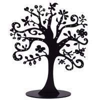 Buy cheap Transparent Acrylic Jewelry Display Custom Black Acrylic Tree Display For Jewely product