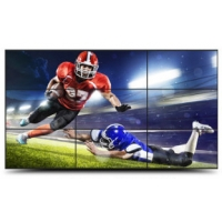 Buy cheap Life Cycle: 60000hrs Bezel 500cd/M2 TFT Seamless Lcd Video Wall from wholesalers