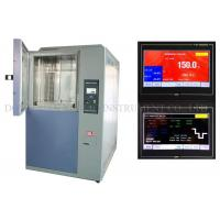 Buy cheap Lab Thermal Shock Test Chamber Air To Air 3 Zone For Car Accessory Testing from wholesalers