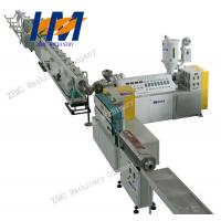 Buy cheap PS Foam picture or photo frame profiles extrusion line for plastic molding from wholesalers