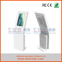 Buy cheap Thin And small 17 Inch Touch Screen Information Kiosk Anti - vandal 250cd/㎡ from wholesalers
