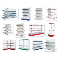 Buy cheap Custom Steel Grocery Store Shelving , Retail Store Display Shelves Multi Layer from wholesalers