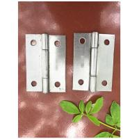 Buy cheap Iron Metal Steel Cast Iron Door Hinges High Durability Anti Theft from wholesalers