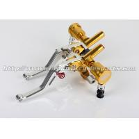 Buy cheap CNC Aluminum Alloy Motorcycle Brake Clutch Master Cylinder Kit Reservoir Lever from wholesalers